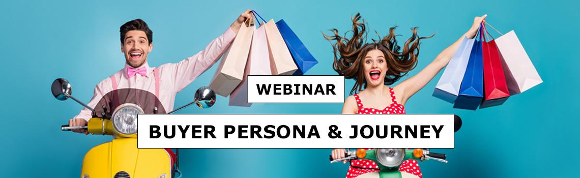 Webinar Buyer Persona und Buyer Journey